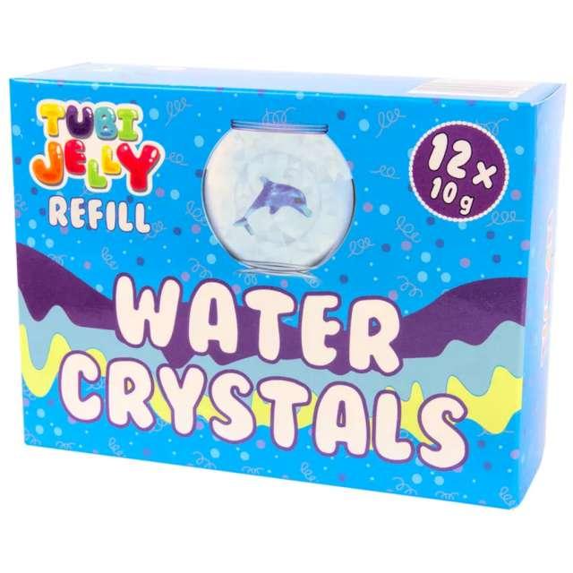 """Zestaw """"Tubi Jelly - Kryształki wodne"""", Tuban, 12×10 g"""