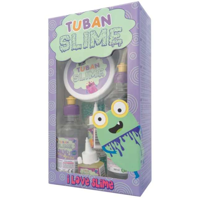 "Zestaw ""Super Slime Pachnący kolor"", Tuban"