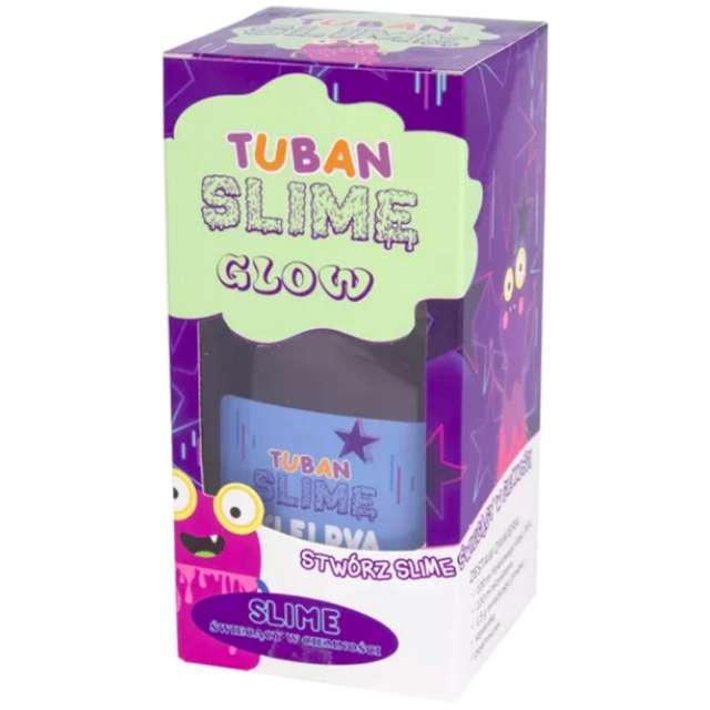 """Zestaw """"Super Slime Świecący w ciemności"""", Tuban"""