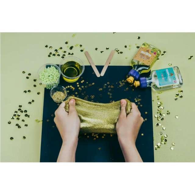 Zestaw Super Slime Złoty Tuban
