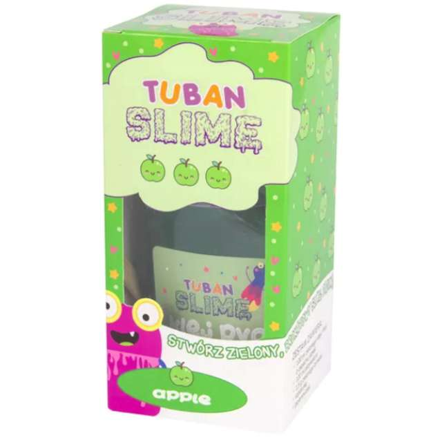 Zestaw Super Slime Jabłko Tuban
