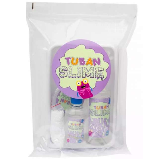 Zestaw Super Slime PLUS Tuban