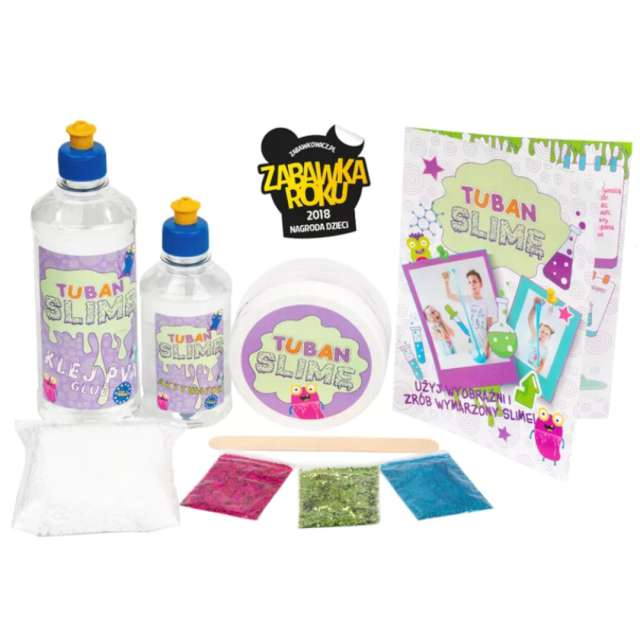 Zestaw Super Slime PRO Tuban