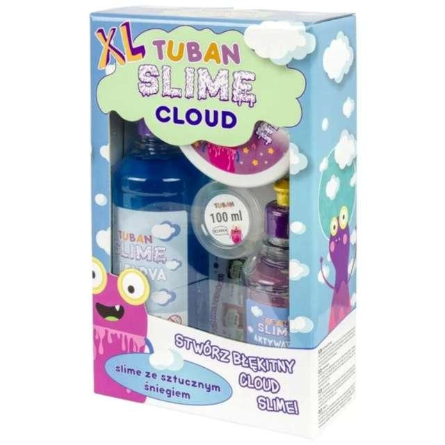 Zestaw Super Slime XL Chmurka Tuban