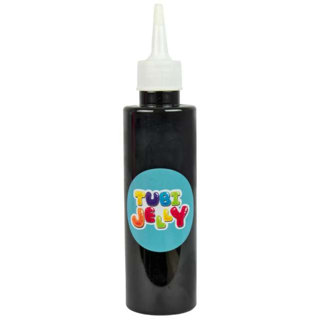 """Płyn żelowy """"Tubi Jelly"""", czarny, Tuban, 150 ml"""