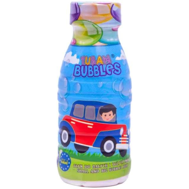 Płyn do baniek mydlanych Auto TUBAN 250ml
