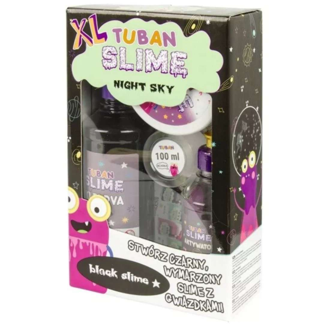 "Zestaw ""Super Slime XL Nocne Niebo"", Tuban"