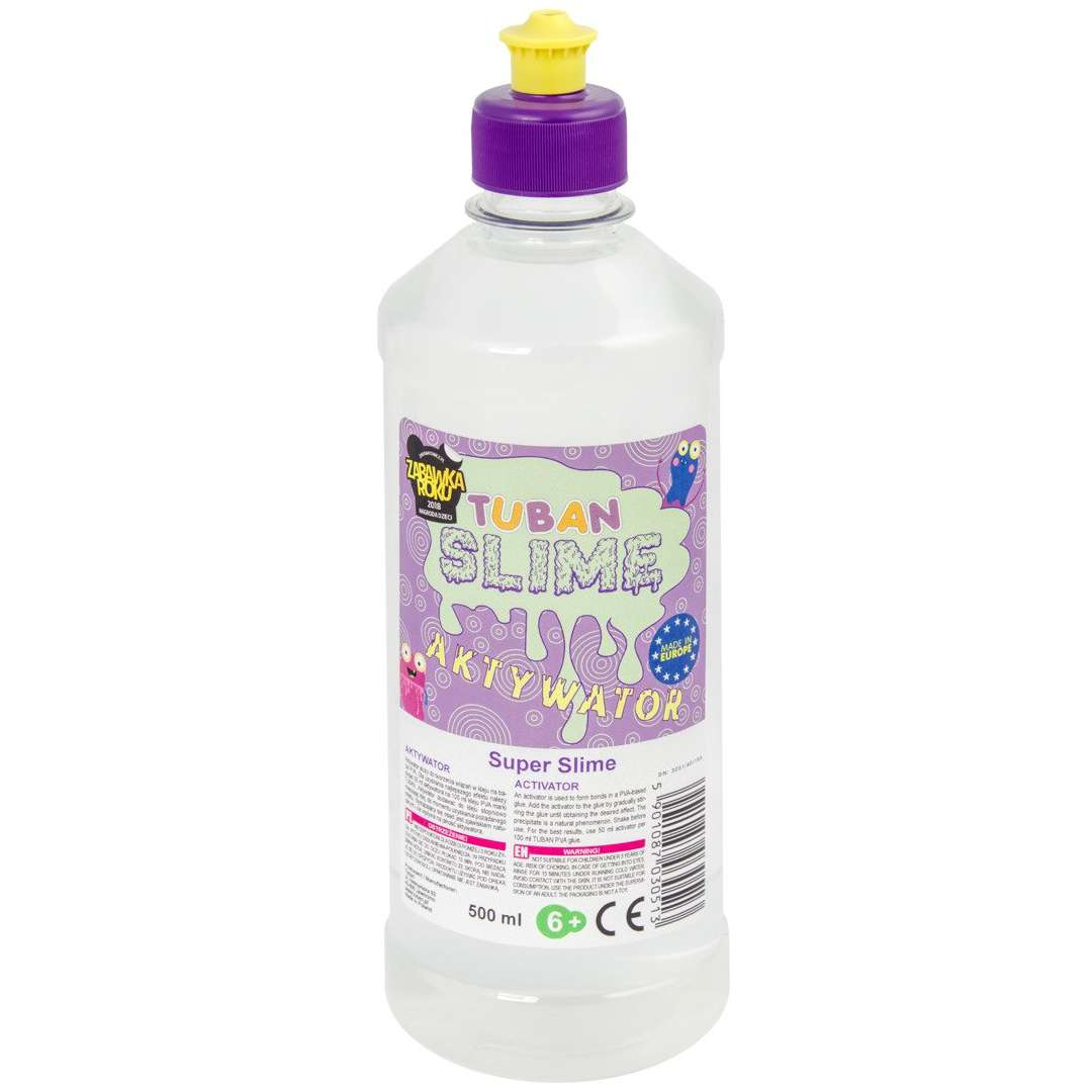 "Aktywator do kleju PVA ""Slime"", Tuban, 500 ml"