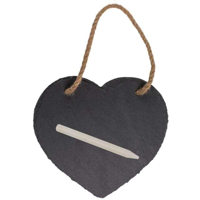 _xx_Kamienne serce + kreda - dekoracja