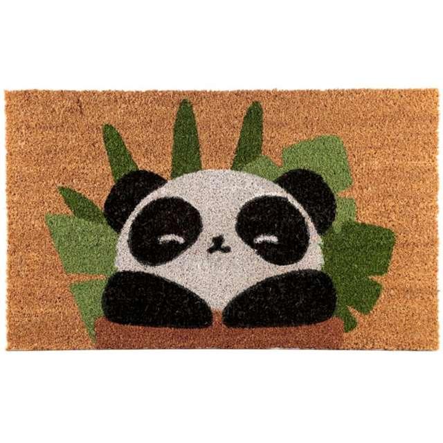 """Wycieraczka """"Pandarama"""", włókno kokosowe, Puckator, 72 x 45 cm"""