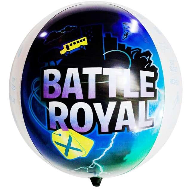 """Balon foliowy """"Battle Royal"""", AMSCAN, 15"""" RND"""