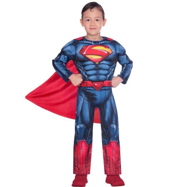 _xx_Strój Superman Classic rozm. 4-6 lat