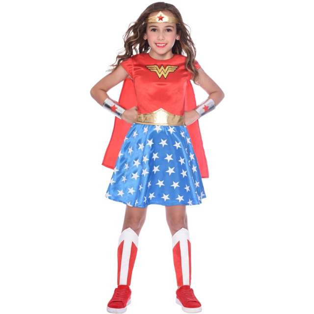_xx_Strój Wonder Woman Classic rozm. 6-8 lat