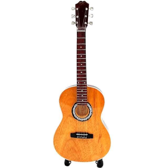 """Dekoracja """"Mini Gitara klasyczna"""", Kemiś, 1:4"""