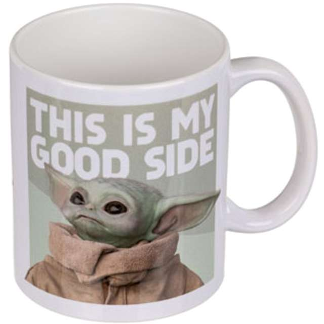 Kubek Star Wars- Baby Yoda OOTB 315 ml
