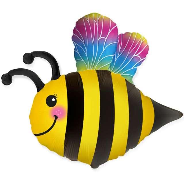 _xx_Balon foliowy 24 cali FX - Wesoła pszczółka