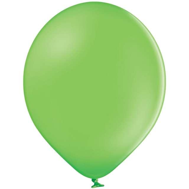 "Balony ""PASTEL,"" zielone, Belbal, 12"", 100 sztuk."