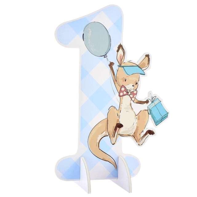 Dekoracja Mam już roczek - kangurek kolorowa Godan