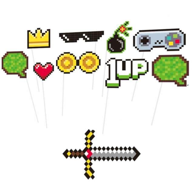 Fotogadżety Pixel - Game on Godan 10 szt