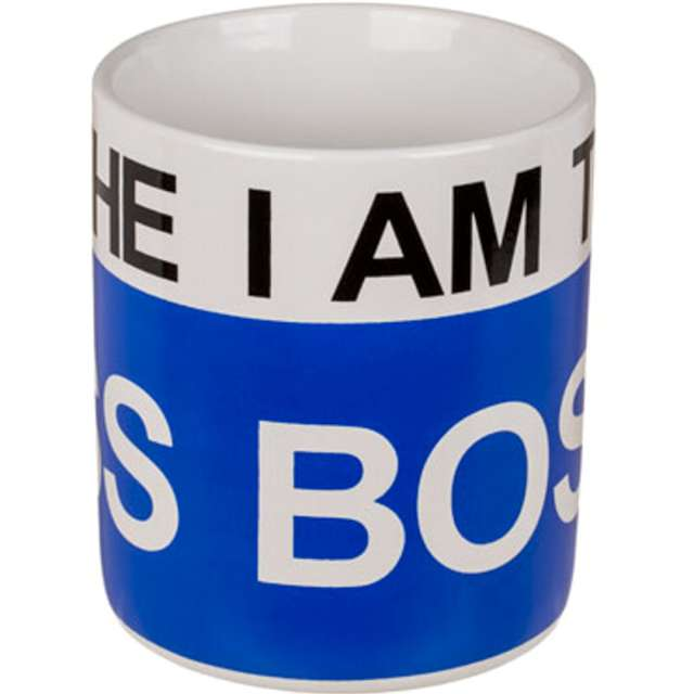 Kubek I am the Boss OOTB