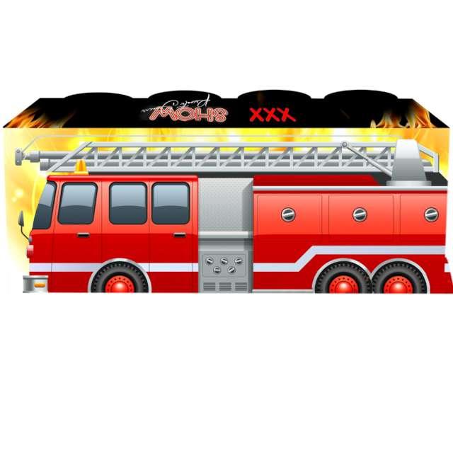 Kieliszki do wódki Strażacy zabawne BGtech 65 ml 4 szt