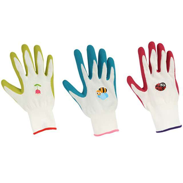 Rękawice Ogrodnicze  mix wzorów Ravi rozmiar M