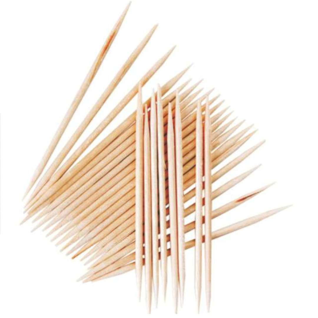 """Wykałaczki """"Classic"""", bambusowe, Ravi, 100 szt"""