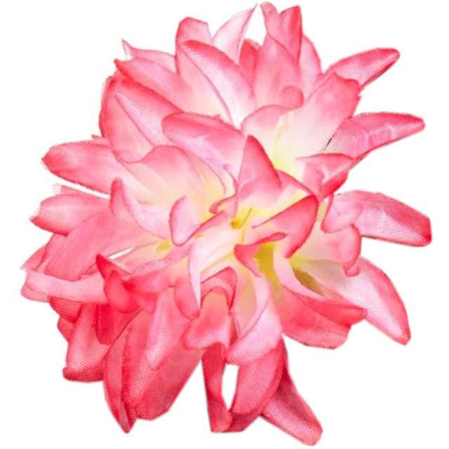 """Spinka do włosów """"Tropikalne Hawaje"""", różowa, Smiffys"""