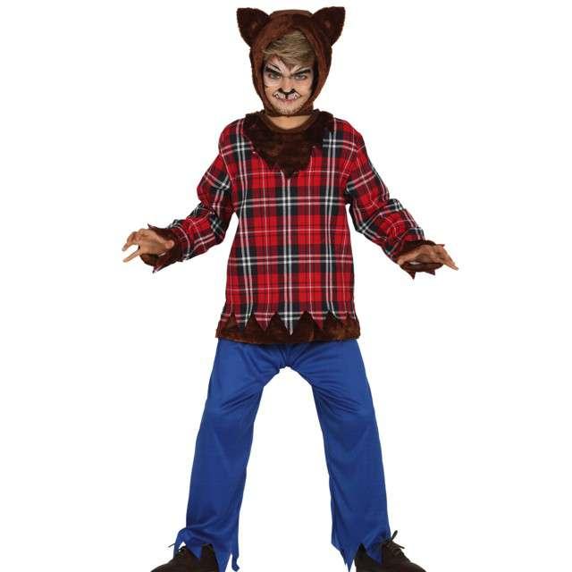 Strój dla dzieci Wilkołak Szkocki Guirca rozm. 7-9 lat