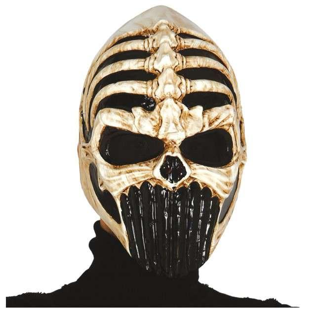 Maska Kosmita - Kościsty Najeźdźca Guirca