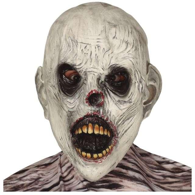 """Maska """"Mumia z krzykiem"""", lateksowa, GUIRCA"""