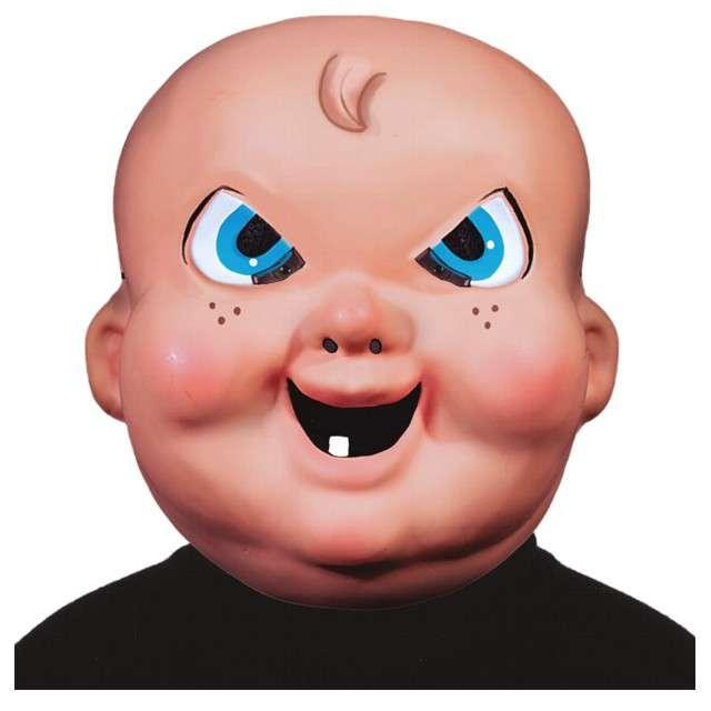"Maska ""Bobas ze złą miną"", plastik, GUIRCA"
