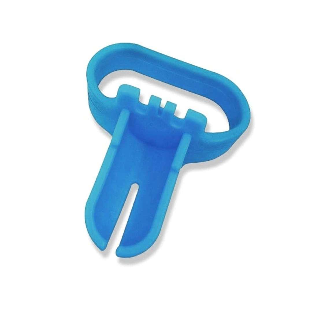 """Klips """"Do wiązania balonów"""", niebieski, PartyPal"""