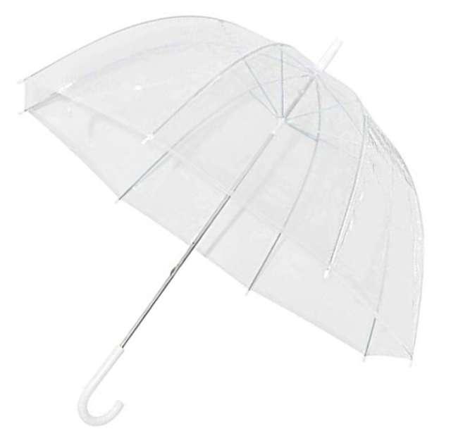 """Parasol """"Clear - głęboki XL"""", DekoracjePolska"""