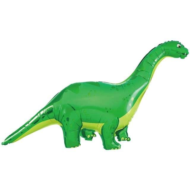 "Balon foliowy ""Brachiozaur - dinozaur XXL"", PartyPal, 51"" SHP"