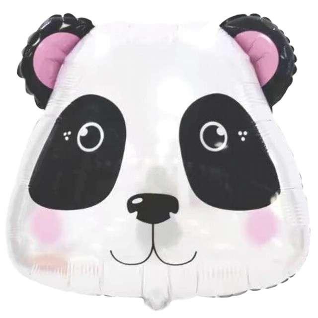 """Balon foliowy """"Panda Olbrzymia"""", PartyPal, 22"""" SHP"""