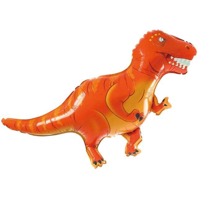 "Balon foliowy ""Dinozaur Prehistoryczny"", PartyPal, 40"" SHP"