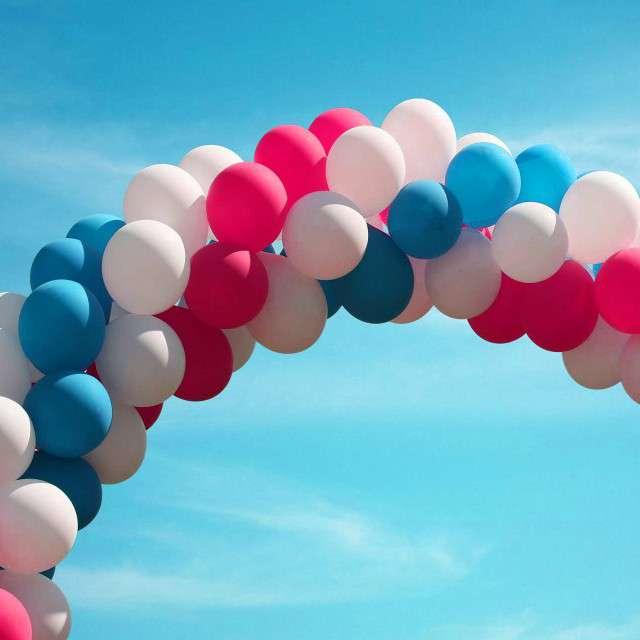 Taśma do girland balonowych Classic Jix 5 m