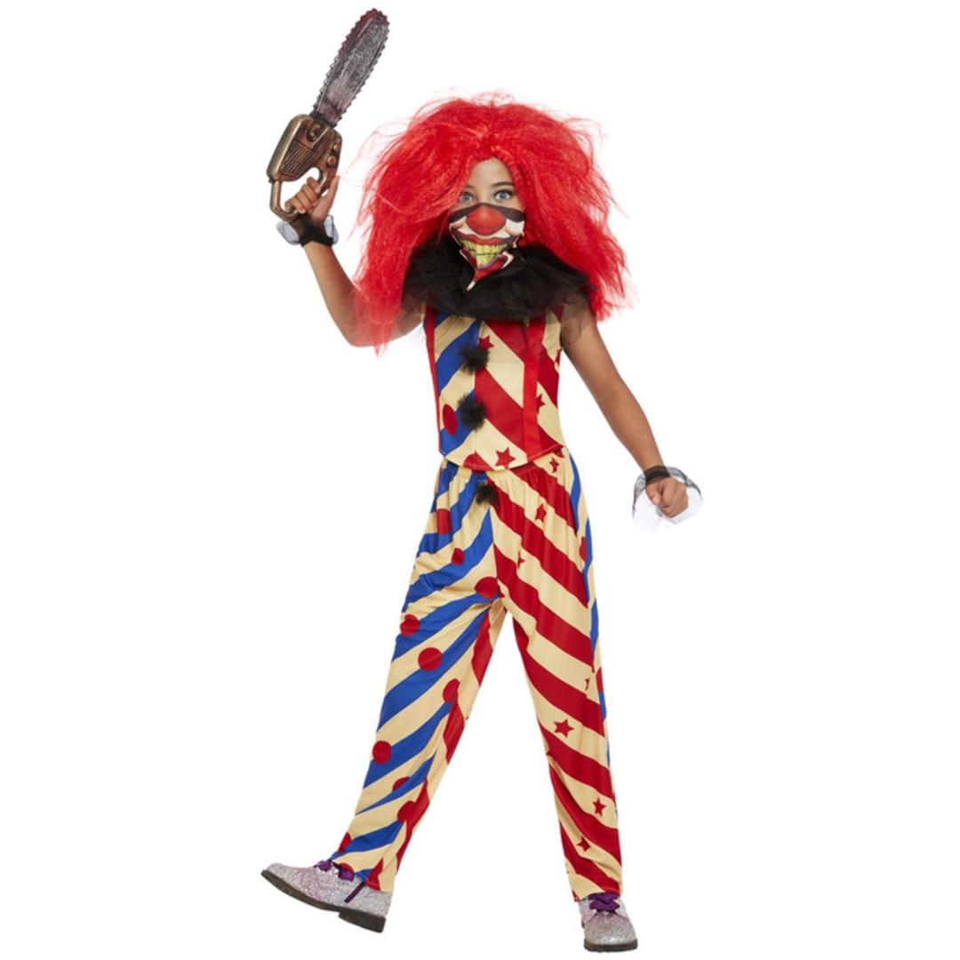 _xx_Creepy Clown Costume S