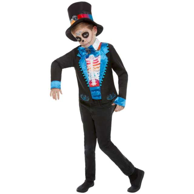 _xx_Day of The Dead Boy Costume L