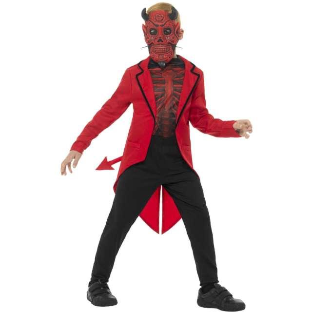 """Strój dla dzieci """"Meksykański Diabeł"""", czerwony, Smiffys, rozm. L"""
