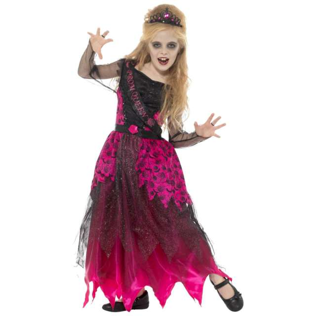 _xx_Deluxe Gothic Prom Queen Costume M