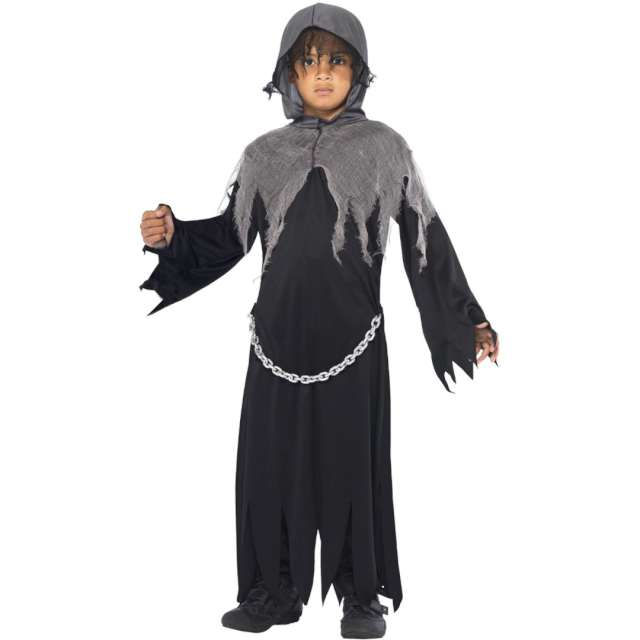 _xx_Grim Reaper Costume Black T