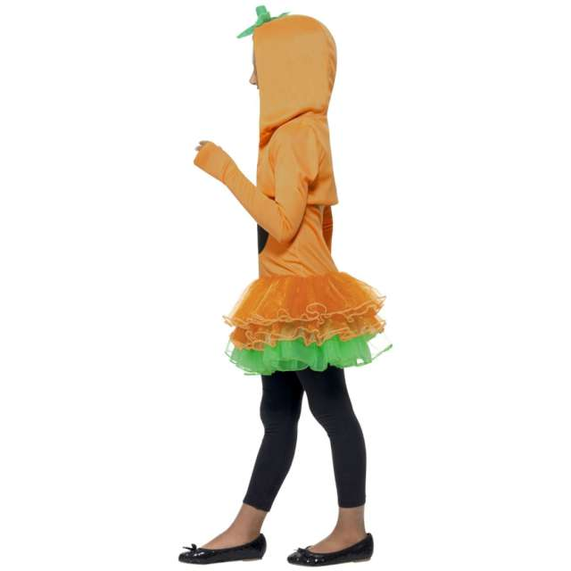 _xx_Pumpkin Tutu Dress Costume M