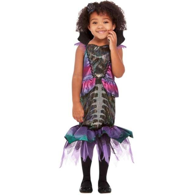 _xx_Toddler Dark Mermaid Costume Purple T2