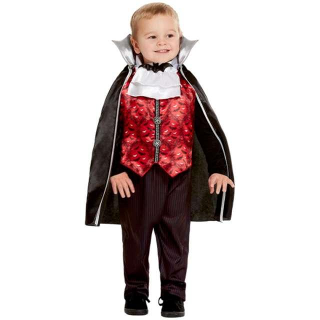 _xx_Toddler Vampire Costume Red T1