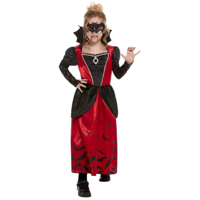 _xx_Vampire Costume Black with Dress L