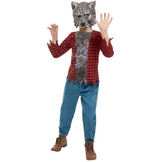 _xx_Werewolf Costume Red Mask S