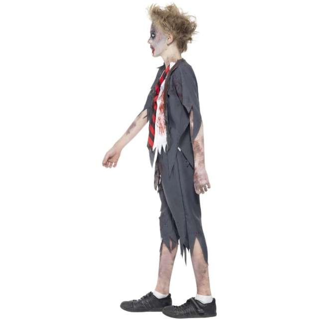 _xx_Zombie School Boy Costume Grey T
