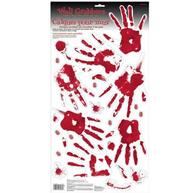 _xx_23 Chwytaki do ścian Krwawe odciski dłoni